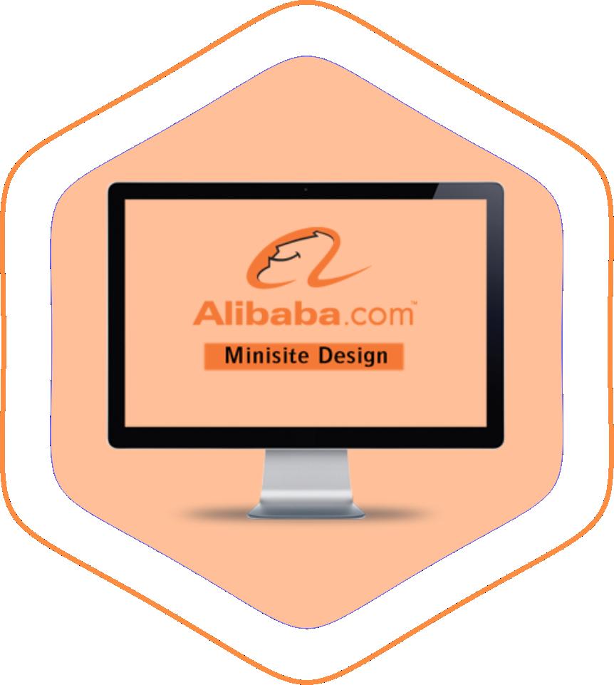 Alibaba-minisitedesign